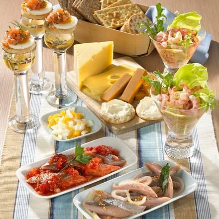 Garnelen in Sherry-Marinade Rezept