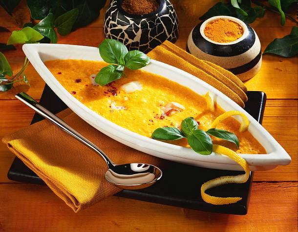 Garnelen-Suppe Rezept