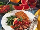 Gebratene Entenbrust mit Grapefruit-Confit Rezept