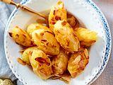 Gebratene Kartoffelkrüstchen Rezept