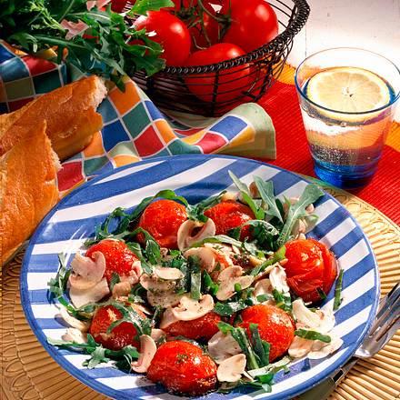 Gebratene Tomaten Rezept