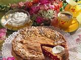 Gedeckter Kirschkuchen Rezept