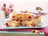 Gedeckter Quittenkuchen mit Amarettini Rezept