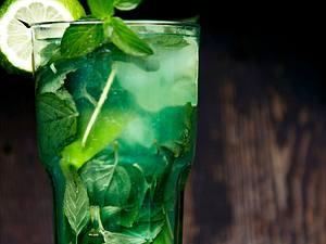 Geeister Minz-Limetten-Tee Rezept
