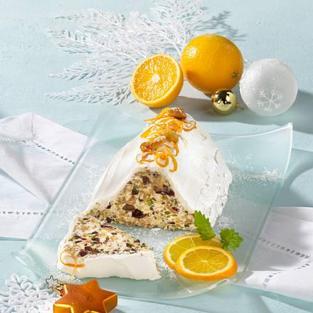 Geeister Orangen-Stollen Rezept