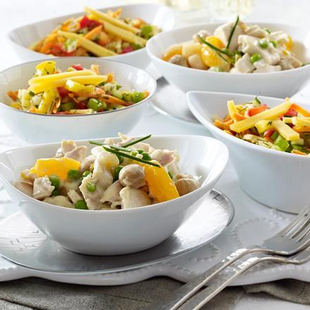 gefl gel salat rezept chefkoch rezepte auf kochen backen und schnelle gerichte. Black Bedroom Furniture Sets. Home Design Ideas
