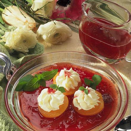 Gefüllte Aprikosen Rezept