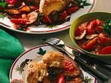 Gefüllte Brötchen mit Ratatouille Rezept