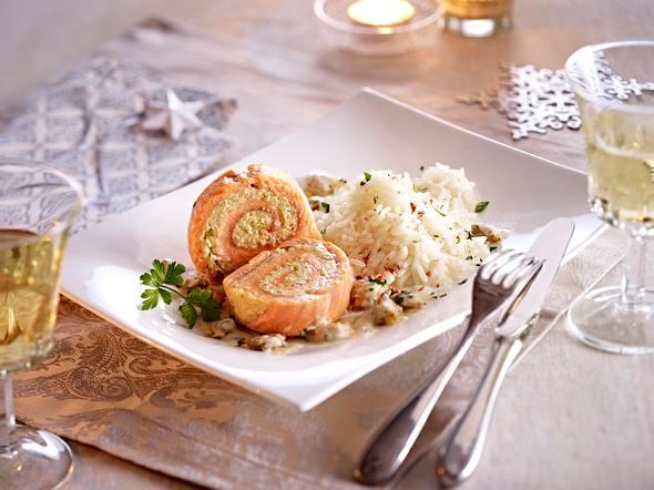 Bilder Weihnachtsessen.Weihnachtsessen Mit Fisch Von Karpfen Bis Zander Lecker