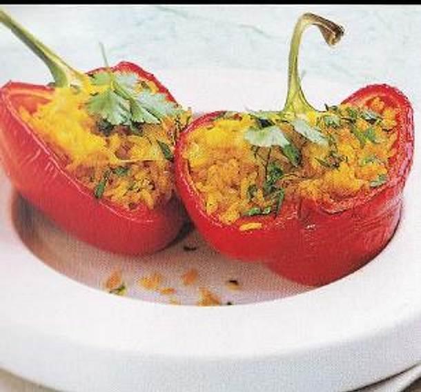 Gefüllte Paprika Rezept