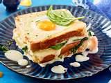 Gefüllte Sunshine-Toasts Rezept