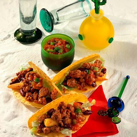 Gefüllte Tacos Rezept