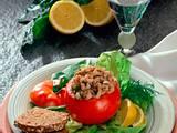 Gefüllte Tomate Rezept