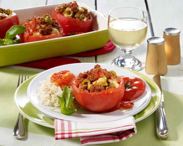 gef llte tomaten mit reis rezept chefkoch rezepte auf kochen backen und schnelle. Black Bedroom Furniture Sets. Home Design Ideas
