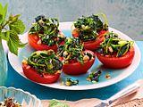 Gefüllte Tomaten nach Art der Kräuterhexe Rezept