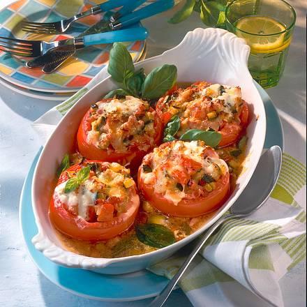 Gefüllte Tomaten provencale Rezept