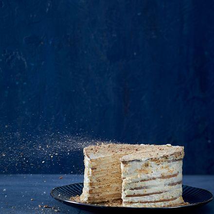 Gefüllter Honigkuchen Rezept