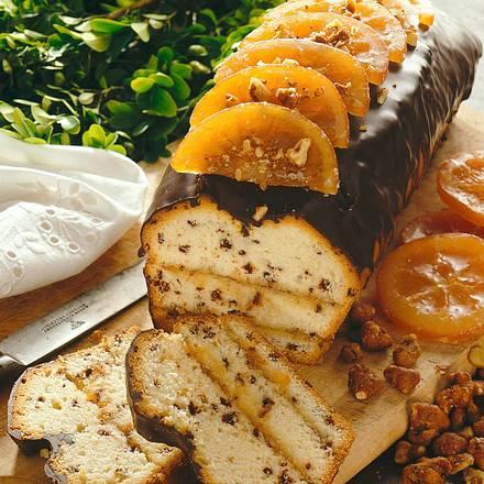 Gefüllter Orangenkuchen Rezept