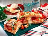 Gefülltes italienisches Brot Rezept