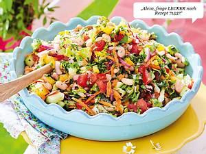 Gehackter Salat auf mediterrane Art Rezept