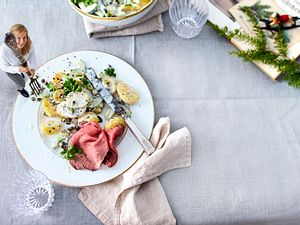 "Gekaperter Kartoffelsalat ""Genauso wie früher"" Rezept"