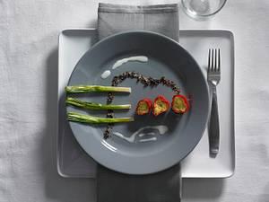 Gemischtes Gemüse mit Grappa-Créme fraîche Rezept