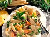 Gemischtes Gemüse mit Morcheln auf Leipziger Art Rezept