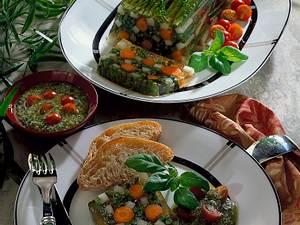Gemüse-Balsamessig Sülze Rezept