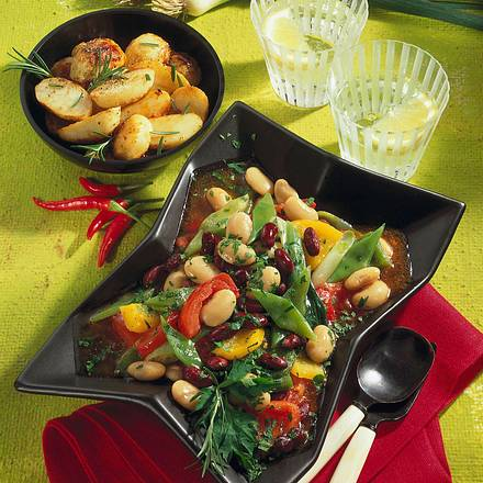 Gemüse-Chili Rezept