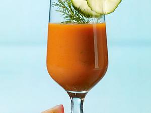 Gemüse-Drink mit Dill Rezept