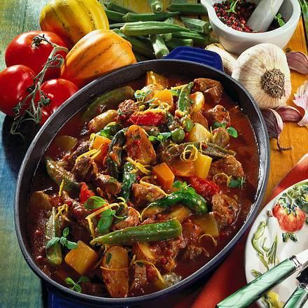 Gemüse-Lammtopf Rezept
