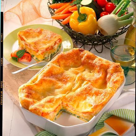 Gemüse-Lasagne Rezept