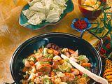 Gemüse mit Hähnchenfilet Rezept