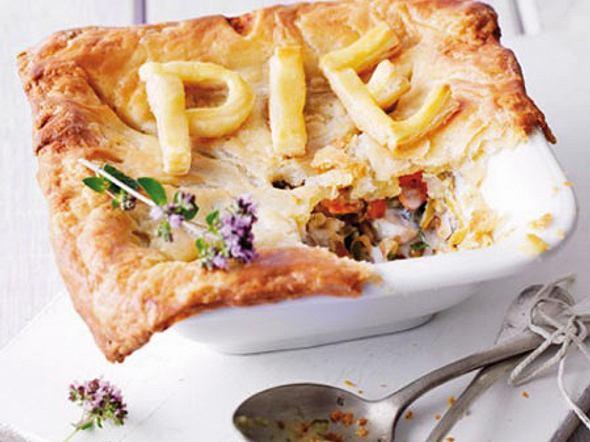Gemüse-Pie (Cynthia Barcomi) Rezept