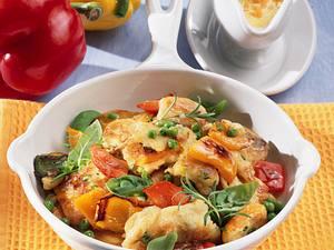 Gemüse-Schmarrn Rezept
