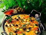 Gemüse-Tortilla Rezept