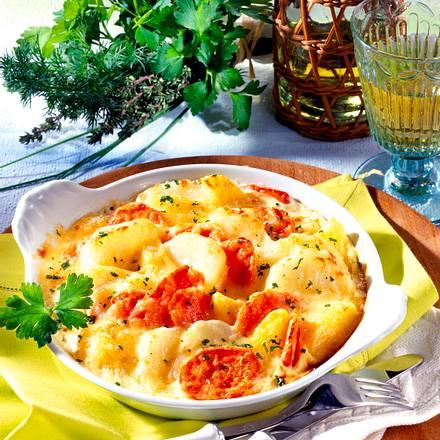 Gemüseauflauf (Diabetiker) Rezept