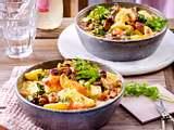 Gemüseauflauf fürs Monatsende Rezept