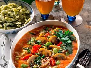 Gemüsegulasch Rezept