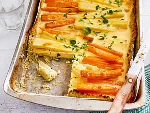 Gemüsekuchen mit Blumenkohl-Brokkoli-Teig Rezept