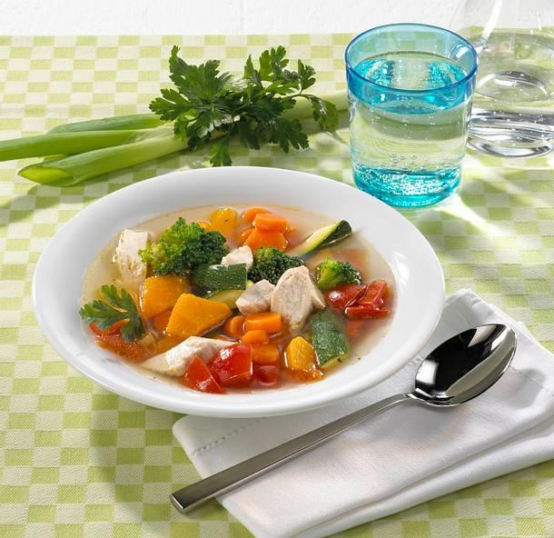 Gemüsesuppe Rezept