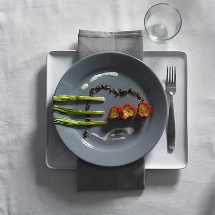 Gemüseteller Rezept