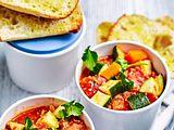 Gemüseeintopf mit Couscous Rezept