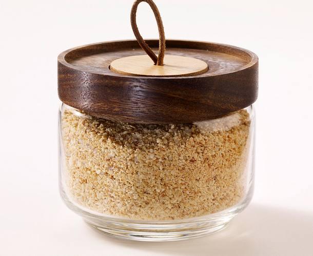 Geröstetes Sesam-Salz Rezept
