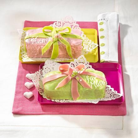 Geschenk-Kuchen für Mama Rezept