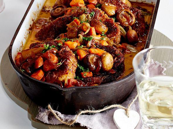 Fleischgerichte Aus Dem Ofen Die Besten Rezepte Lecker