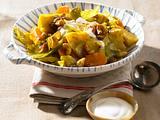 Geschmortes Weißkohl-Curry Rezept