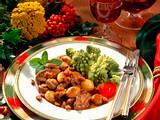 Geschnetzelte Entenbrust in Rotweinsoße Rezept