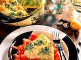 Gestockte Blumenkohl-Broccoli-Terrine Rezept