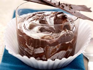 Gestrudelte Schokoladencreme Rezept